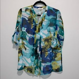 Calvin Klein - beautiful blouse size M